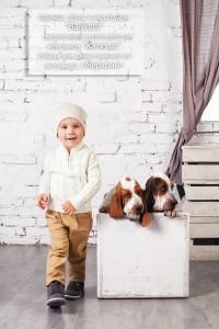 Одежда, обувь и аксессуары Barilotto эксклюзивно в сети детских магазинов Катюша. Собаки для джентльменов из питомника Меркони_9729